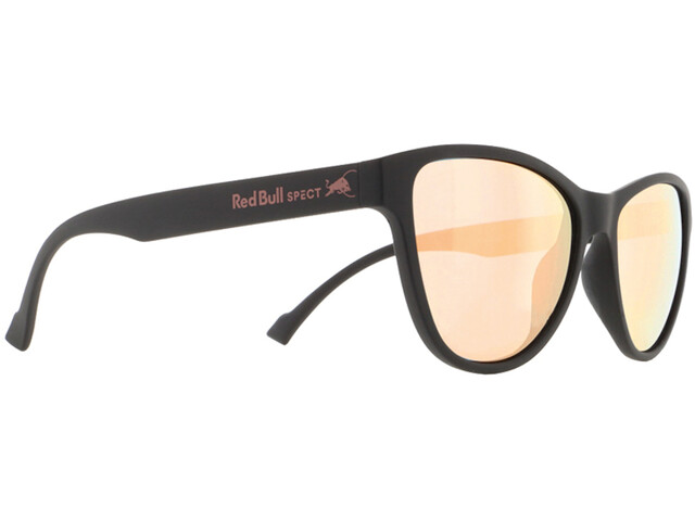 Red Bull SPECT Shine Sunglasses Women matte black/smoke-rose